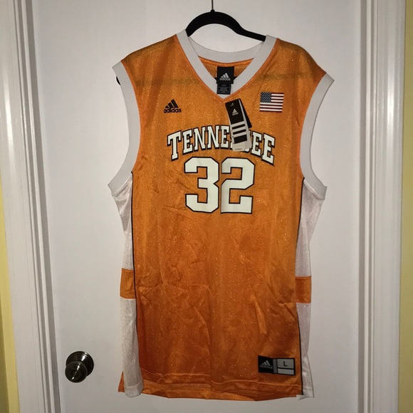 on sale f7c7f 13ae8 Tennessee Vols Basketball Jersey NWT NWT